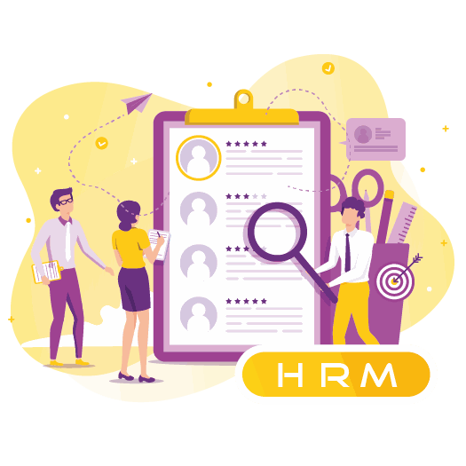 W + ERP 人力資源管理系統 Human Resources Management